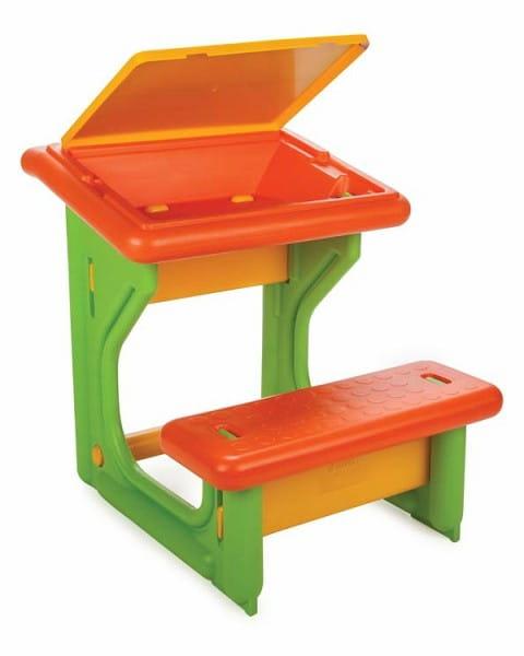 Купить Набор мебели Pilsan Парта со скамейкой в интернет магазине игрушек и детских товаров