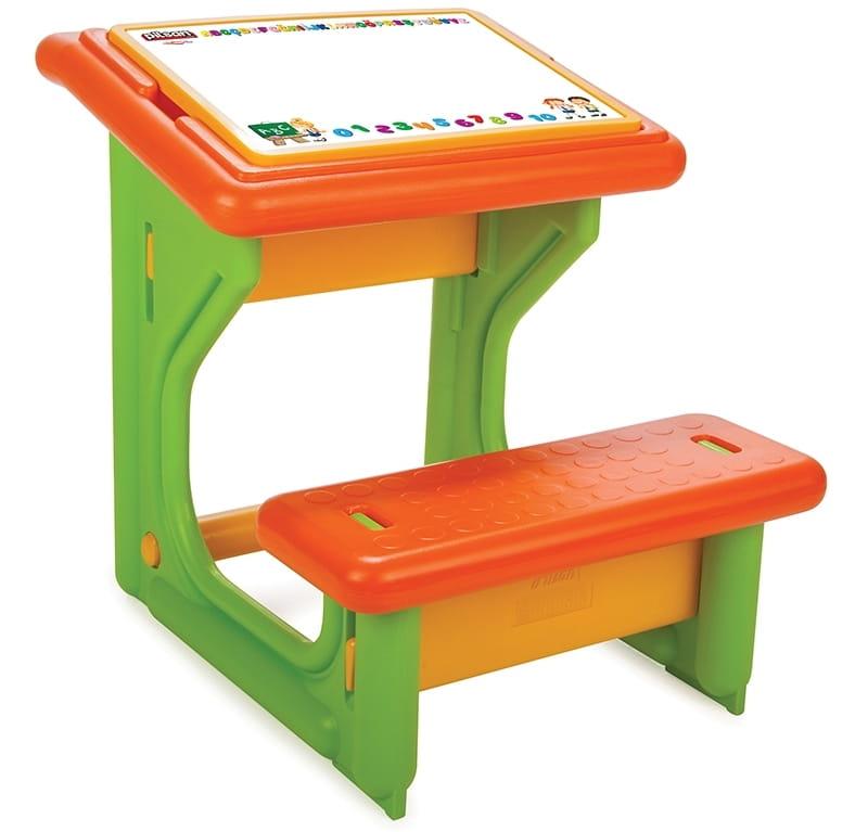 Набор мебели PILSAN Парта со скамейкой - Детская мебель