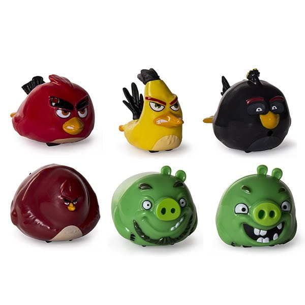 Игровой набор Angry Birds Птичка на колесиках (Spin Master) - Angry Birds