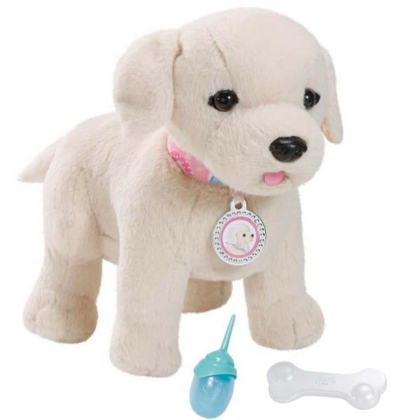 Купить Интерактивный золотистый ретривер Baby born (Zapf Creation) в интернет магазине игрушек и детских товаров