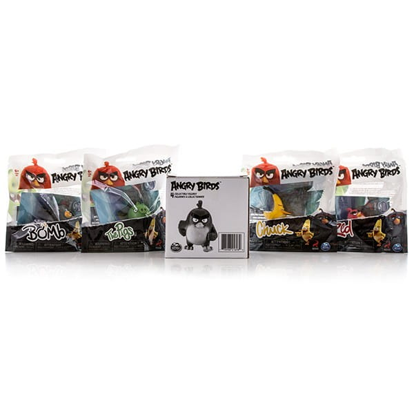 Игровой набор Angry Birds Сердитые птички (Spin Master)