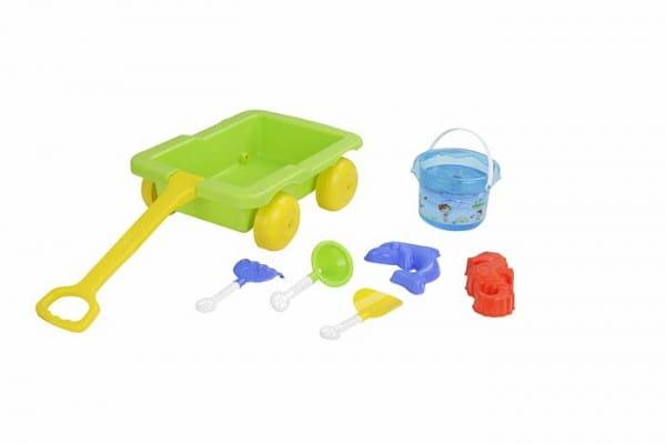 Купить Игровой набор Pilsan Для песочницы - 7 предметов в интернет магазине игрушек и детских товаров