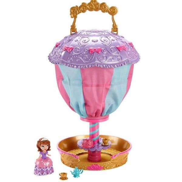Игровой набор Sofia the first Чаепитие на воздушном шаре (Mattel)