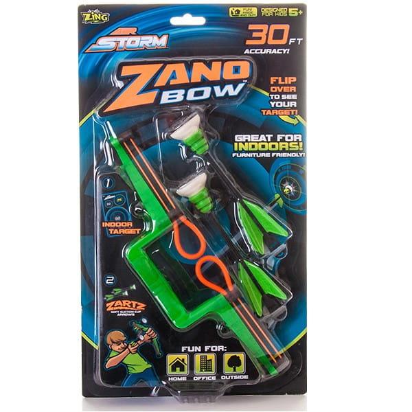 Мини-лук Zing с двумя стрелами