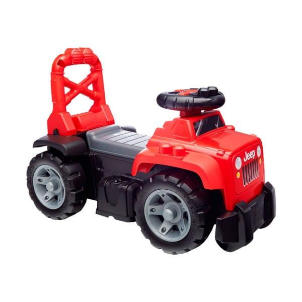 Игровой набор Mega bloks Большой красный джип 3 в 1 (Mattel)