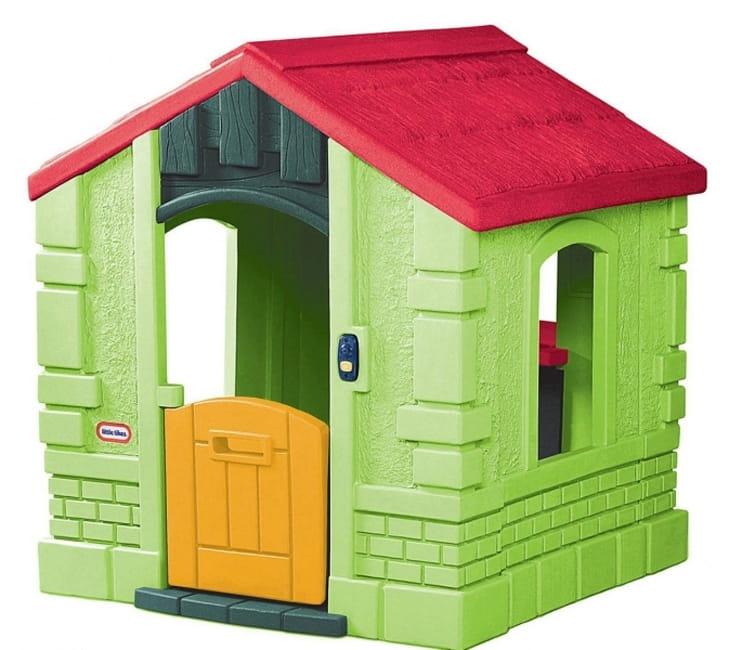 Игровой домик Little Tikes 172786 зеленый 2