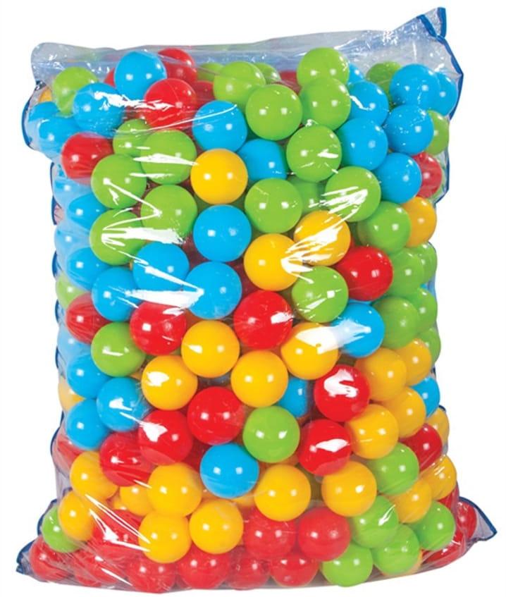 Шарики для сухого бассейна Pilsan 6176plsn 9 см - 500 штук (в пакете)