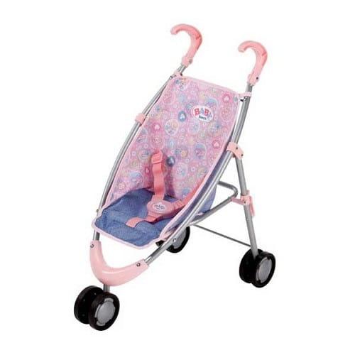 Купить Трехколесная коляска-трость Baby born (Zapf Creation) в интернет магазине игрушек и детских товаров