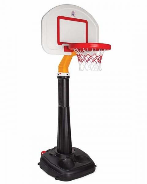 Купить Большое баскетбольное кольцо Pilsan со щитом в интернет магазине игрушек и детских товаров
