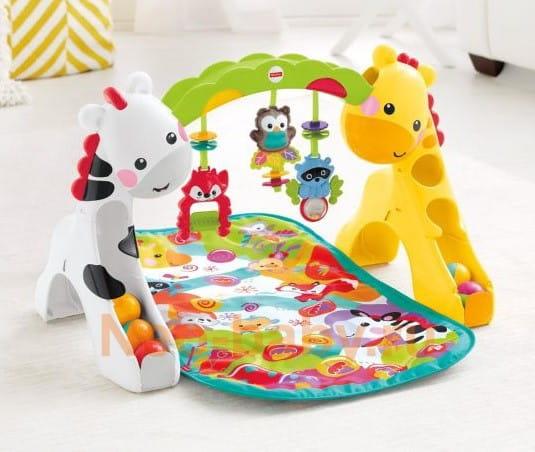 Купить Большой игровой центр Fisher price Растем вместе (Mattel) в интернет магазине игрушек и детских товаров