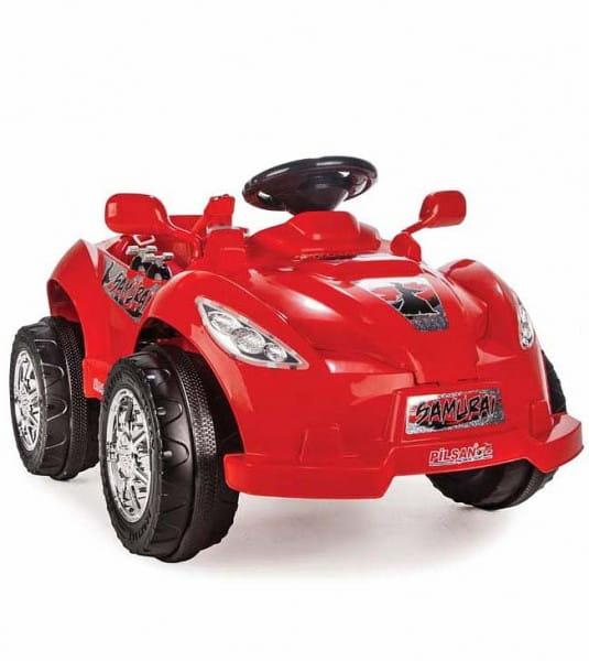 Купить Электромобиль Pilsan Samurai 12V в интернет магазине игрушек и детских товаров