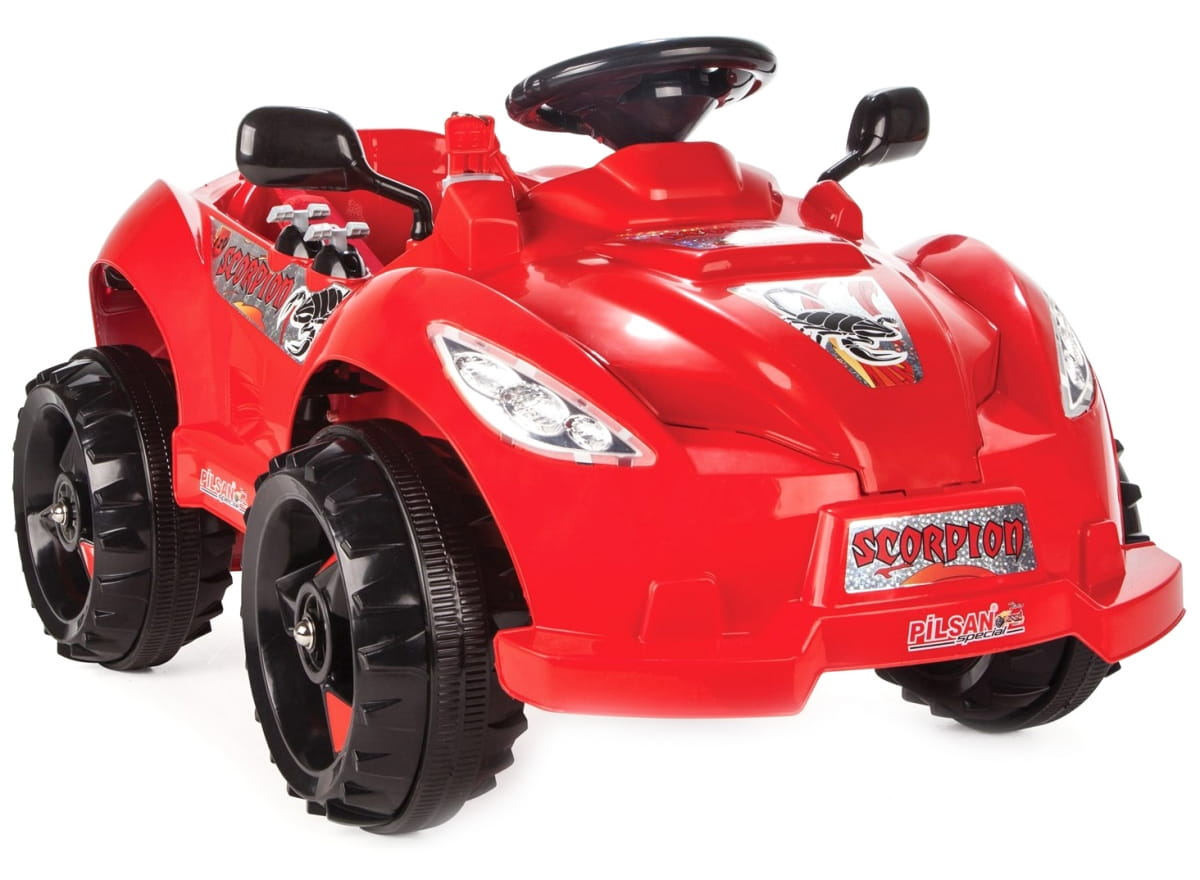 Электромобиль Pilsan Scorpion 12V
