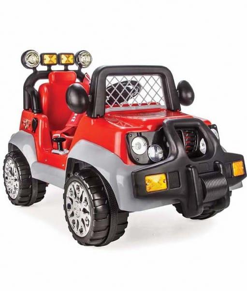 Купить Электромобиль Pilsan Wildcat 12V в интернет магазине игрушек и детских товаров
