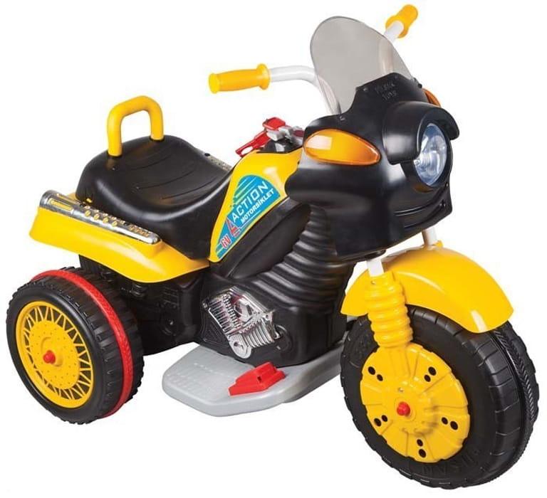 Электромотоцикл Pilsan 5230plsn Action 6V