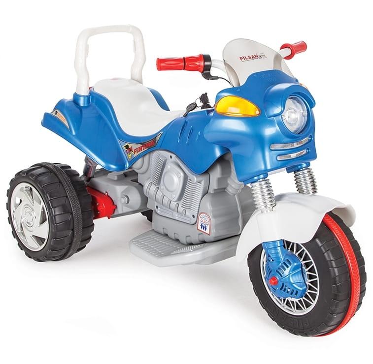 Электромотоцикл Pilsan 5216plsn Firtina 12V