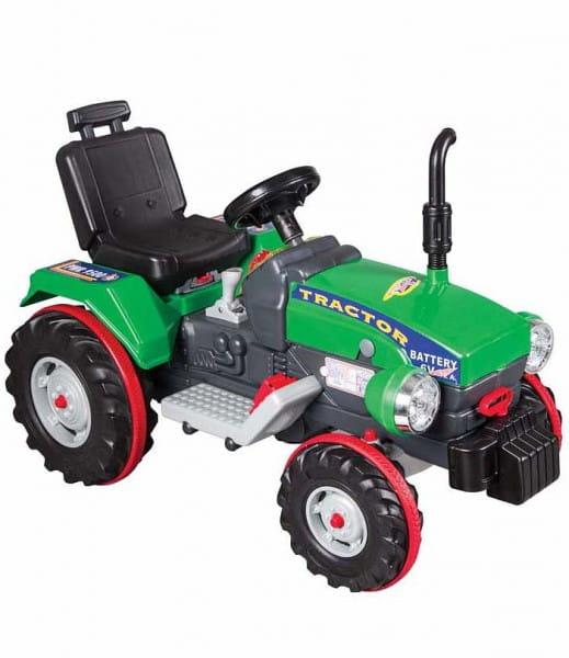 Купить Электротрактор Pilsan Tractor 6V в интернет магазине игрушек и детских товаров