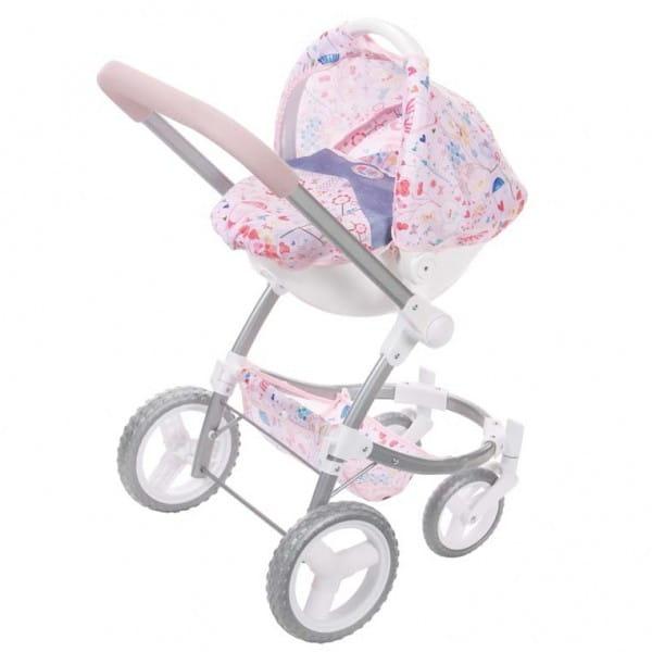 Купить Коляска для прогулок Baby born (Zapf Creation) в интернет магазине игрушек и детских товаров