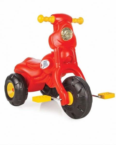Детский трехколесный велосипед Pilsan Ant (в подарочной коробке)