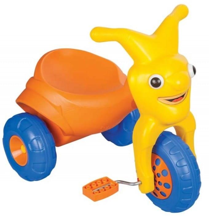 Детский трехколесный велосипед Pilsan Clown (в подарочной коробке)