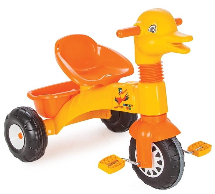 Детский трехколесный велосипед Pilsan 7147plsn Ducky