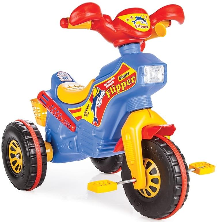 Детский трехколесный велосипед Pilsan 7111plsn Flipper