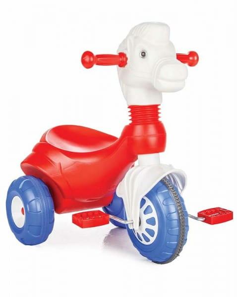 Купить Детский трехколесный велосипед Pilsan Pony (в подарочной коробке) в интернет магазине игрушек и детских товаров