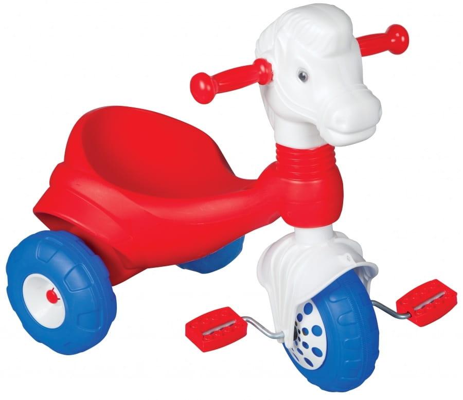 Детский трехколесный велосипед Pilsan Pony малыш