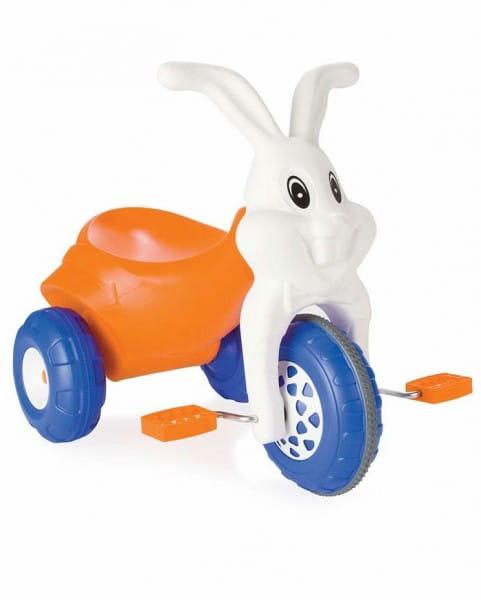 Купить Детский трехколесный велосипед Pilsan Rabbit Заяц в интернет магазине игрушек и детских товаров