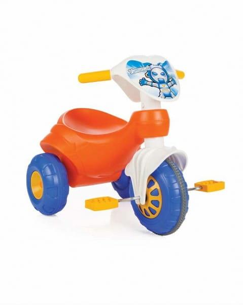 Купить Детский трехколесный велосипед Pilsan Yumurcak (в подарочной коробке) в интернет магазине игрушек и детских товаров