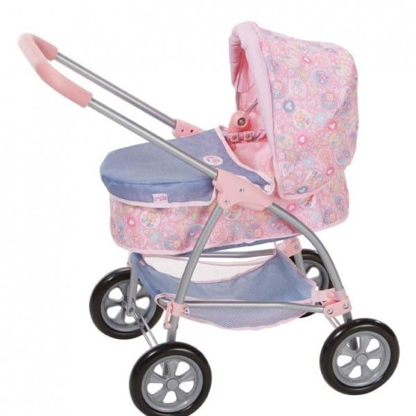 Купить Прогулочная коляска Baby born (Zapf Creation) в интернет магазине игрушек и детских товаров