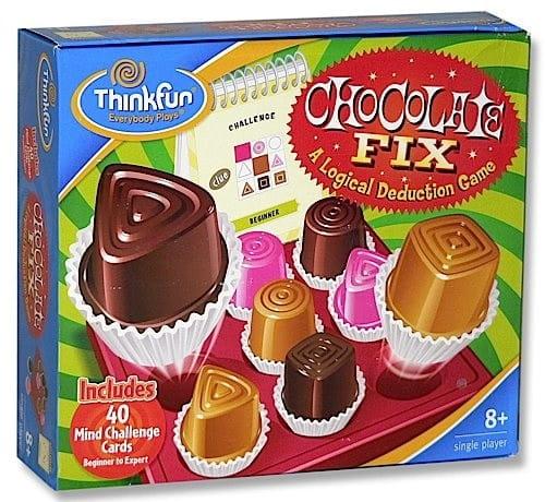 Головоломка-игра ThinkFun Шоколадный набор
