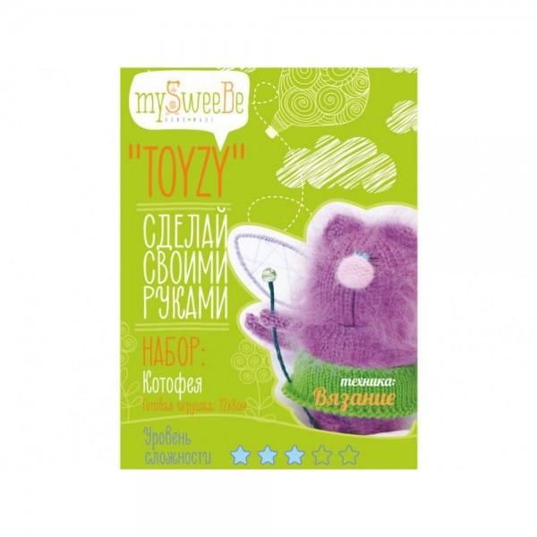 Набор для вязания Toyzy TZ-K003 Котофея