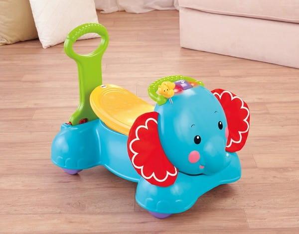 Каталка Fisher price Слоник (Mattel)