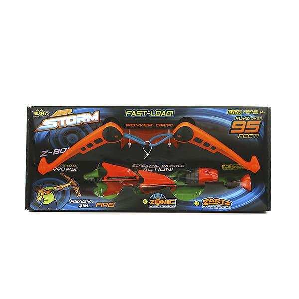 Средний лук Zing AS975 с двумя стрелами