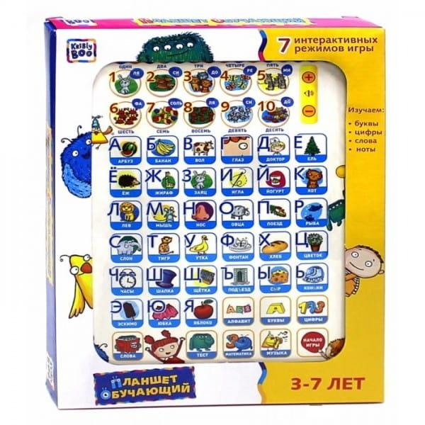 Купить Интерактивный планшет Kribly Boo 11 в интернет магазине игрушек и детских товаров