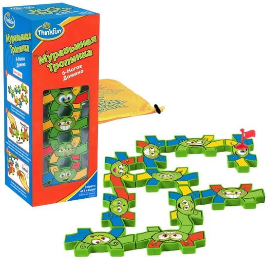 Головоломка-игра ThinkFun Муравьиная тропинка
