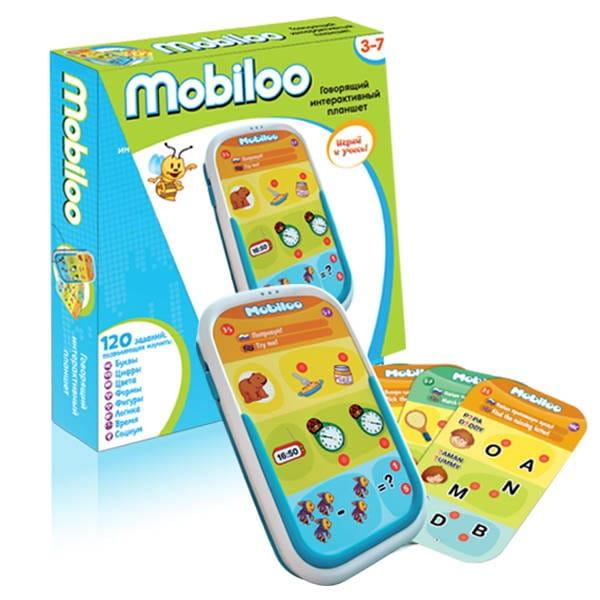 Интерактивный планшет ZanZoon Mobiloo