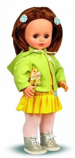 Купить Кукла Весна Анна с собачкой - 43 см (со звуком) в интернет магазине игрушек и детских товаров