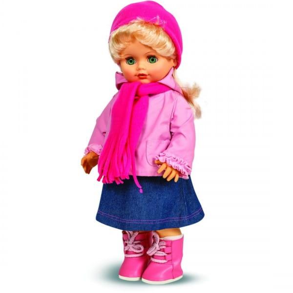 Кукла Весна Инна в зимнем наряде - 43 см (со звуком)