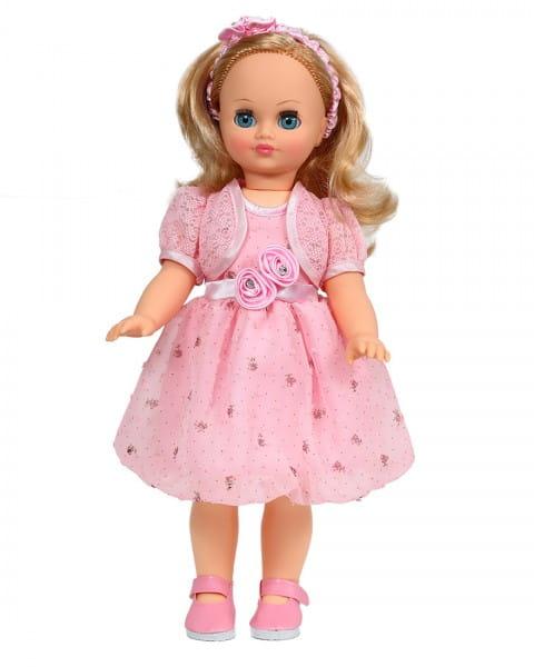 Кукла Весна Лиза в розовом наряде (со звуком)