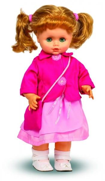 Купить Кукла Весна Инна в розовой курточке - 43 см (со звуком) в интернет магазине игрушек и детских товаров