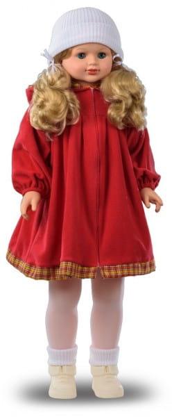 Кукла ходячая Весна Снежана в длинном платье - 87 см (со звуком)
