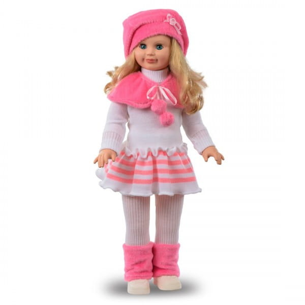 Кукла Весна Милана в воздушном платье - 70 см (со звуком)