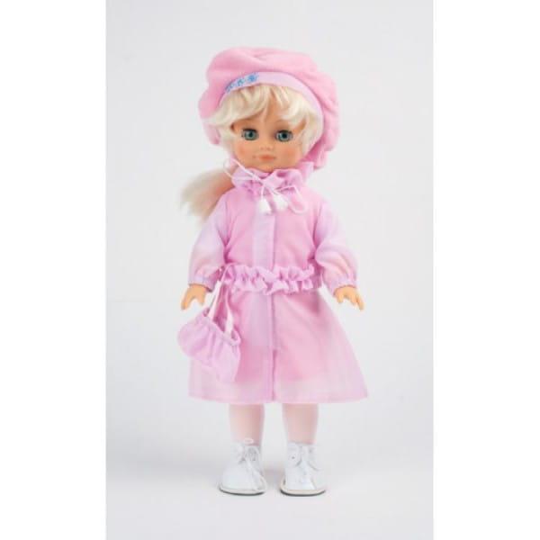 Кукла ВЕСНА Маргарита в розовом - 40 см (со звуком)
