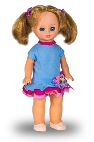 Кукла Весна Жанна в голубом платье (со звуком)