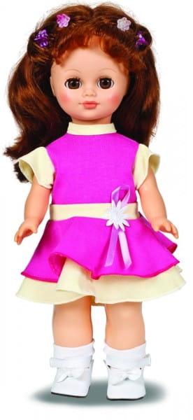 Кукла Весна Олеся в розовом платье - 35 см (со звуком)