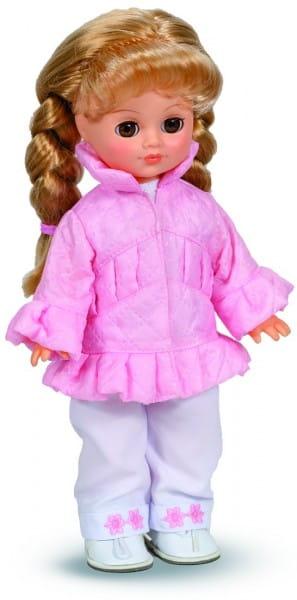 Кукла ВЕСНА Олеся в розовой курточке - 36 см (со звуком)