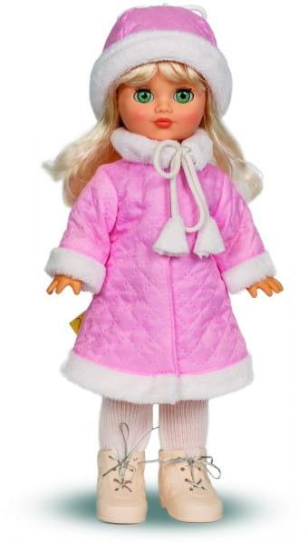 Кукла Весна В1972/о/С1972/о Маргарита в розовом пальто - 39 см (со звуком)