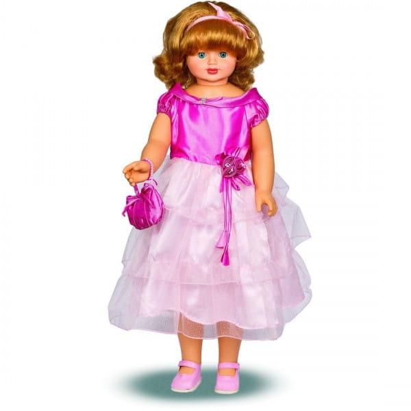 Кукла ходячая Весна Снежана в пышном платье - 87 см (со звуком)