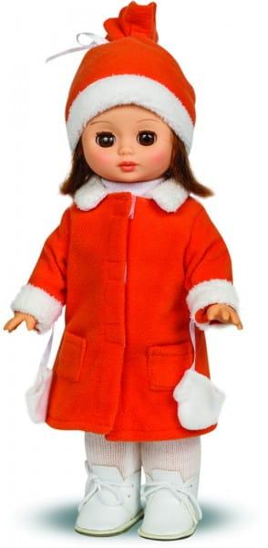 Кукла ВЕСНА Жанна в новогорднем наряде - 38 см (со звуком)